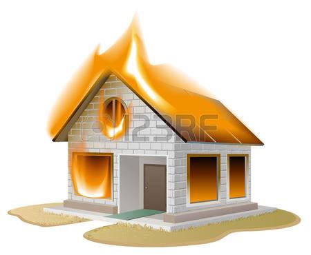 Haus brennt clipart svg black and white Burning Lizenzfreie Vektorgrafiken Kaufen: 123RF svg black and white