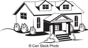 Haus cliparts svg White house Illustrations and Clipart. 148,138 White house royalty ... svg