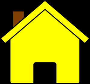 Haus cliparts clip art royalty free download Yellow House Clip Art at Clker.com - vector clip art online ... clip art royalty free download