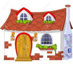 Haus cliparts royalty free stock Resultado de imagen para casitas animadas | CASITAS | Pinterest ... royalty free stock