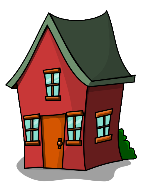 Clipart images of house graphic freeuse stock Haus Clipart - ClipArt Best graphic freeuse stock