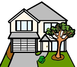 Haus cliparts banner free library House Clipart Images & House Images Clip Art Images - ClipartALL.com banner free library