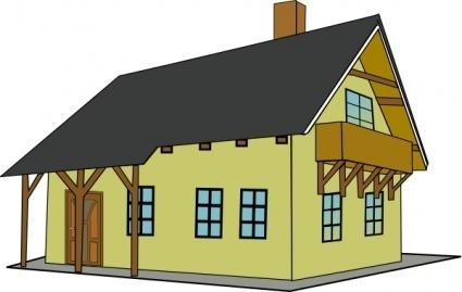 Haus cliparts kostenlos graphic freeuse download haus clipart cliparts, clipart - ClipartLogo.com graphic freeuse download