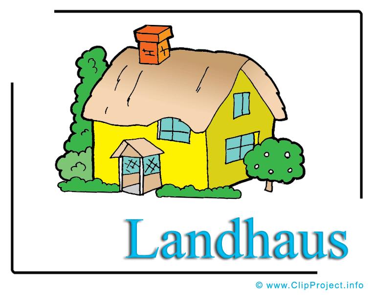 Haus cliparts kostenlos vector free Haus Clipart-Cartoon free vector free