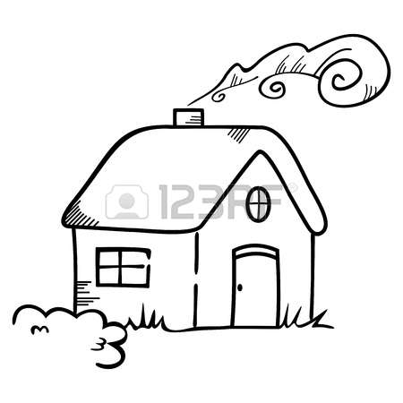 Haus von oben clipart jpg black and white library Clipart Of Bethlehem. Clipart. Free Image About Wiring Diagram ... jpg black and white library