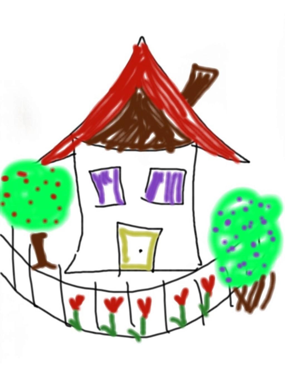 Haus von oben clipart graphic freeuse Gerade straße von oben clipart - ClipartFest graphic freeuse