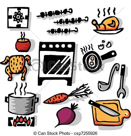 Hauswirtschaft clipart kochen