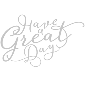 Have a great day clipart black and white clip art freeuse Download Free png Have A Fabulous Day Clipart Png Images - DLPNG.com clip art freeuse
