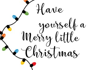 Have yourself a merry little christmas clipart clipart library download Have yourself a Merry Little Christmas clipart library download
