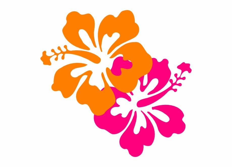 Hawaii logo clipart png transparent Hawaii - Hibiscus Clip Art Transparent Free PNG Images & Clipart ... png transparent