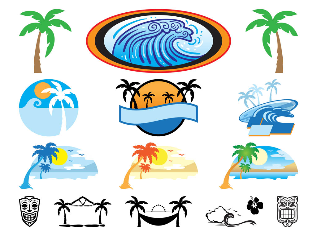 Hawaii logo clipart banner download Free Hawaiian Graphics, Download Free Clip Art, Free Clip Art on ... banner download