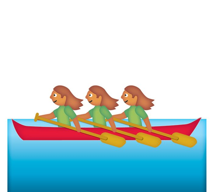 Hawaiian canoe clipart png royalty free hawaii-paddling-emoji | Dieting & Exercise | Hawaii, Emoji ... png royalty free