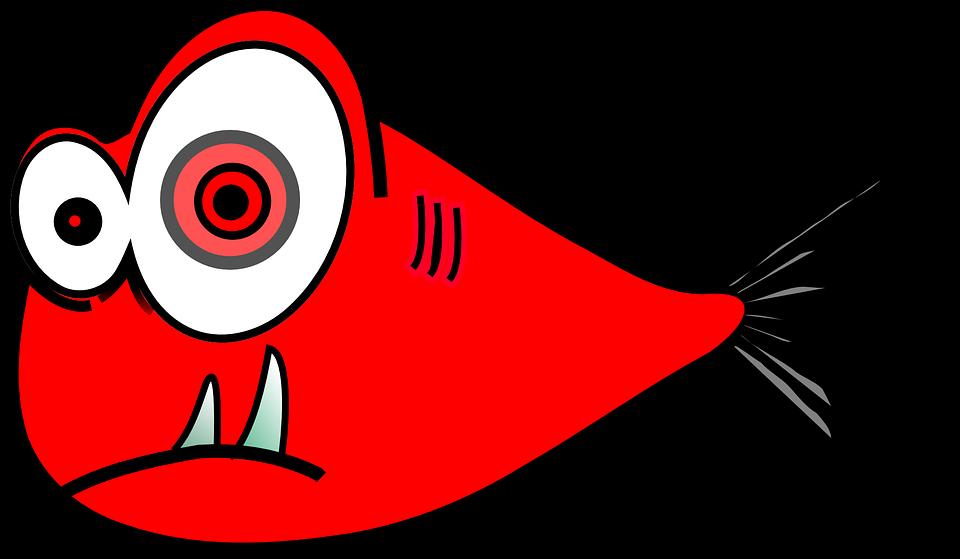 Hawaiian fish clipart vector royalty free stock Red Fish Clipart#3834292 - Shop of Clipart Library vector royalty free stock