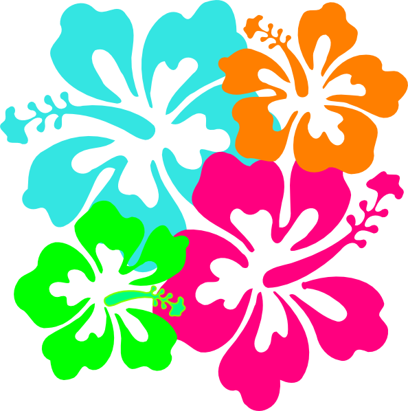 Hawaiian flower clipart free transparent stock Hibiscus Clipart - Free Clip Art - Clipart Bay transparent stock