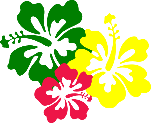 Hawaiian hibiscus flower clipart clipart free library Free Hibiscus Flower Drawings, Download Free Clip Art, Free Clip Art ... clipart free library