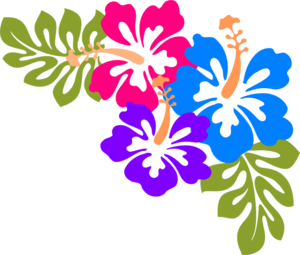 Hibiscus clipart free vector royalty free Hibiscus Clip Art at Clker.com - vector clip art online, royalty ... vector royalty free