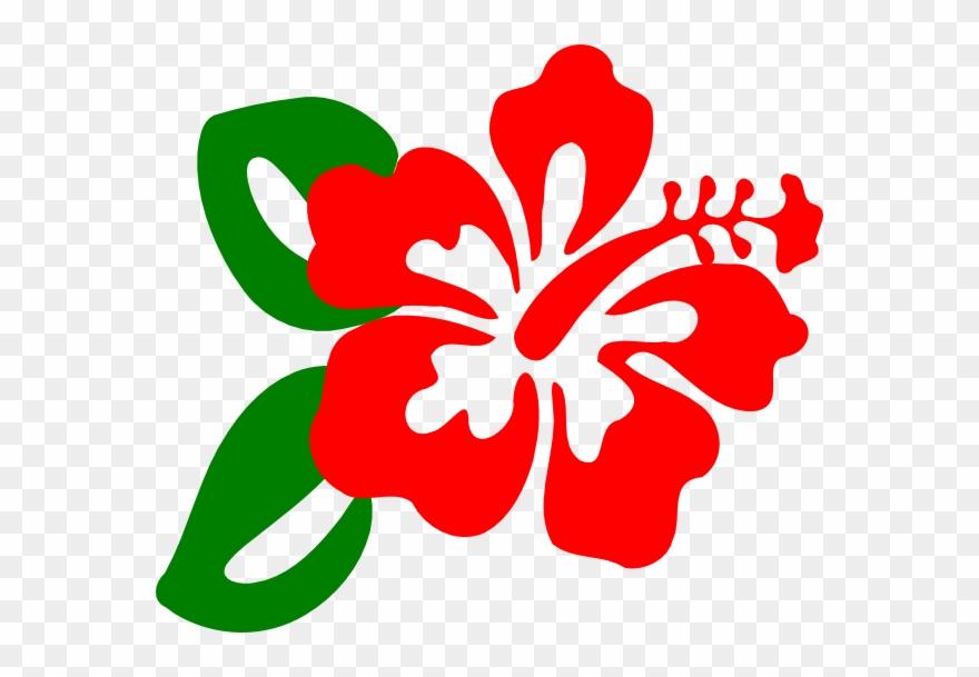 Hawaiian hibiscus flower clipart jpg freeuse stock Hibiscus Clipart Clip Art - Clip Art Hibiscus Flower - Png Download ... jpg freeuse stock