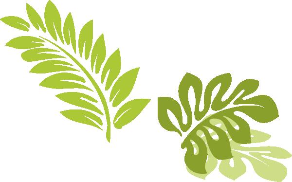 Hawaiian leaf clipart jpg royalty free stock Hawaiian leaves clipart - WikiClipArt jpg royalty free stock