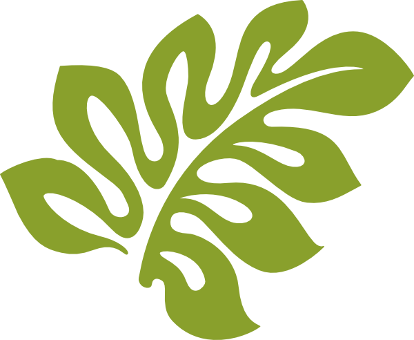 Hawaiian leaf clipart vector royalty free download Free Tropical Leaf Cliparts, Download Free Clip Art, Free Clip Art ... vector royalty free download