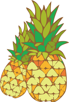Hawaiian pineapple clipart graphic library Free Pineapple Cliparts, Download Free Clip Art, Free Clip Art on ... graphic library