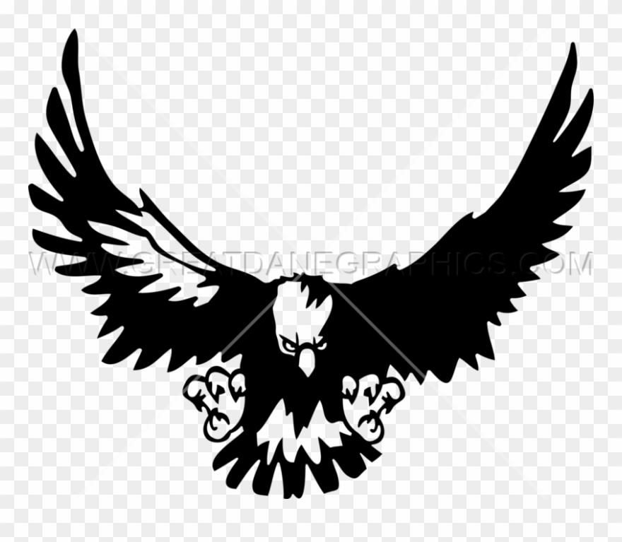 Hawk flying with wings up clipart png transparent library Flying Vector Hawk Wing - Hawks T Shirt Designs Clipart (#4609117 ... png transparent library