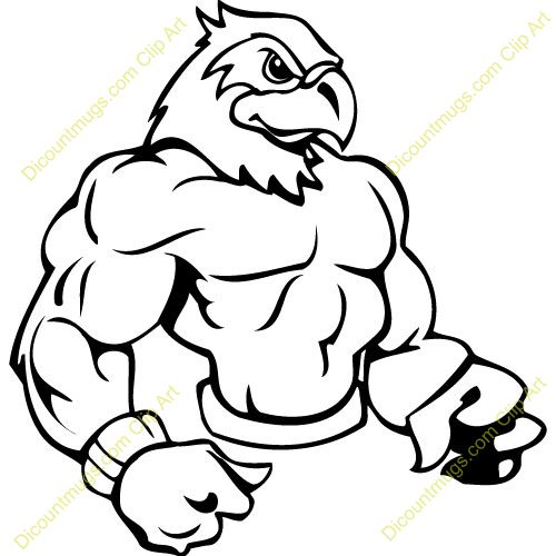 Hawk mascot clipart png royalty free 13+ Mascot Clipart   ClipartLook png royalty free