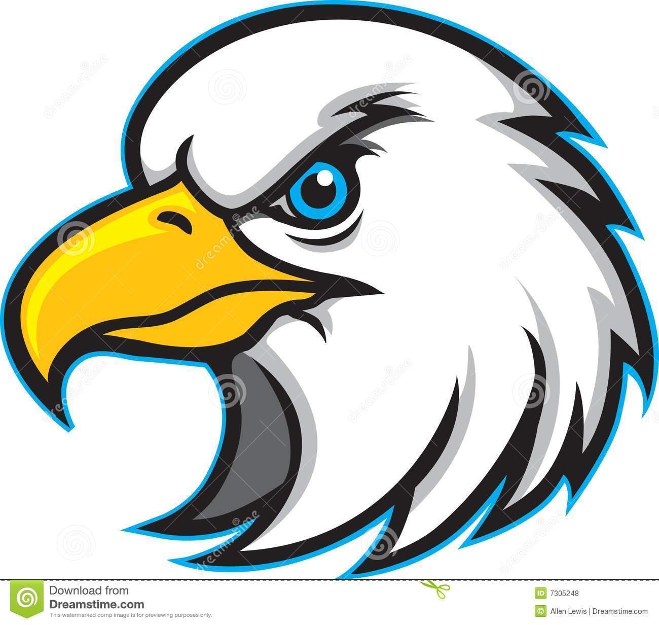 Hawk mascot clipart clip free library Free hawk mascot clipart 4 » Clipart Portal clip free library