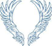 Hawk wing clipart clipart royalty free download Hawk wing clipart 5 » Clipart Portal clipart royalty free download