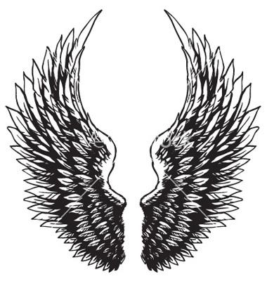 Hawk wing clipart jpg Eagle Wings Clipart | Free download best Eagle Wings Clipart on ... jpg