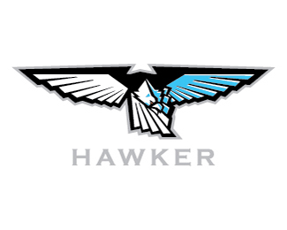 Hawkers logo clipart clip art free stock HAWKER Designed by Souln   BrandCrowd clip art free stock