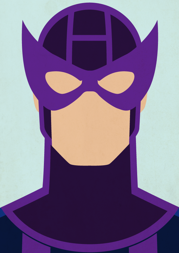 Hawkeye logo marvel clipart clip freeuse H is for Hawkeye - (Marvel Alphabet Challenge) - Artist Show-Off ... clip freeuse