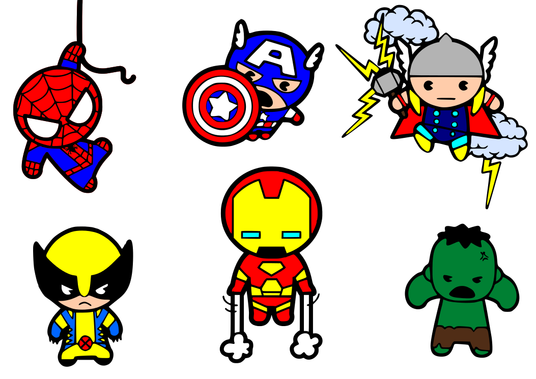 Hawkeye logo marvel clipart picture black and white Cute marvel clipart - ClipartFox picture black and white
