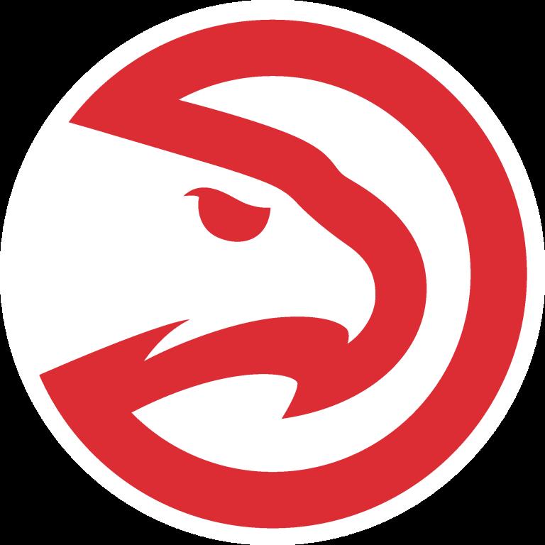 Hawks football jpg clipart png library download NBA Atlanta Hawks Logo (New) | NBA Team Logos | Pinterest | NBA png library download