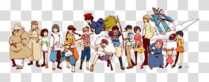 Hayao miyazaki clipart image library download Hayao Miyazaki transparent background PNG cliparts free download ... image library download