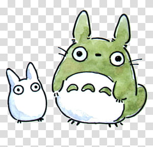 Totoro clipart free svg transparent stock Hayao Miyazaki transparent background PNG cliparts free download ... svg transparent stock