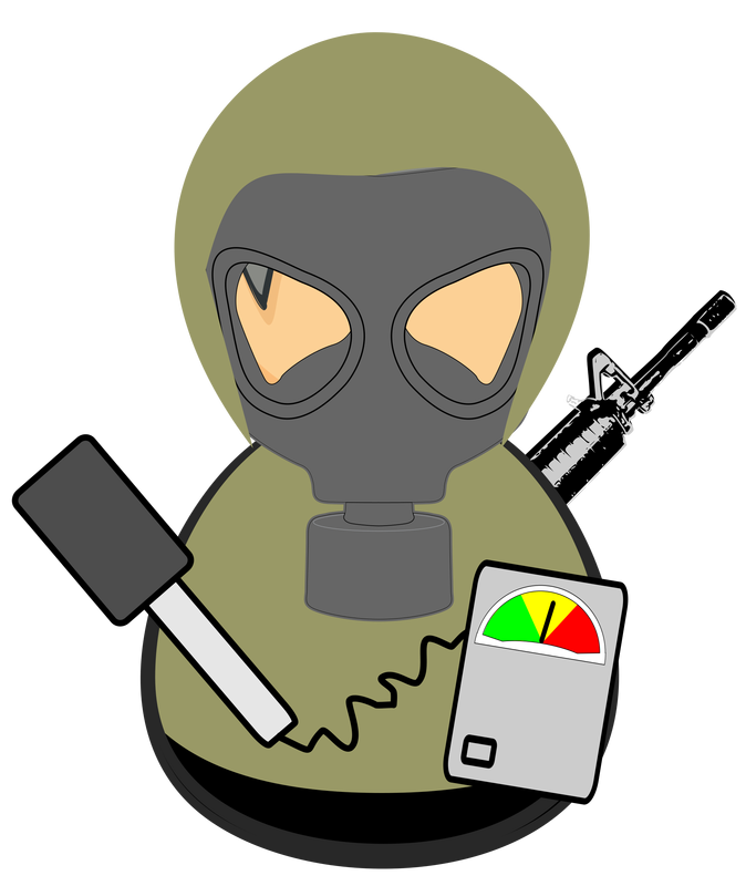 Hazmat clipart free image download Hazmat Military Worker vector clipart image - Free stock photo ... image download