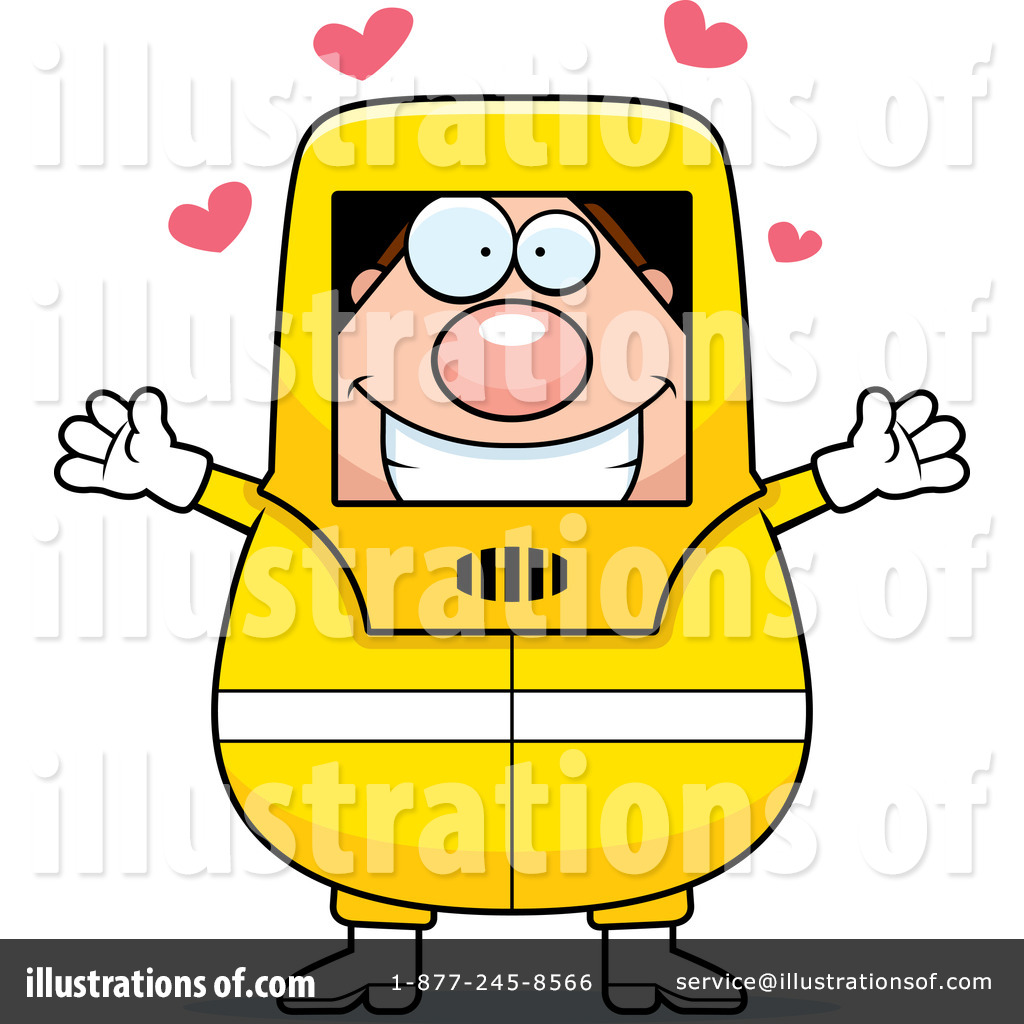 Hazmat clipart free clipart library download Hazmat Clipart #1117025 - Illustration by Cory Thoman clipart library download