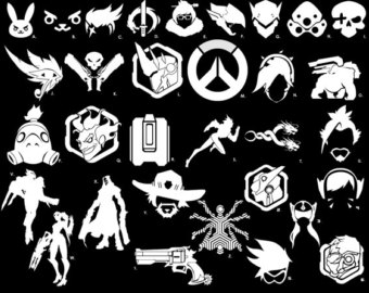Hd overwatch clipart png library library Overwatch hd clipart - ClipartFest png library library