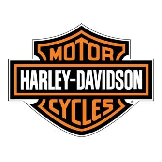 Hd trailer logo clipart clip art freeuse library H-D Bar & Shield X-Large Trailer Decal | Harley Decals & Stickers ... clip art freeuse library