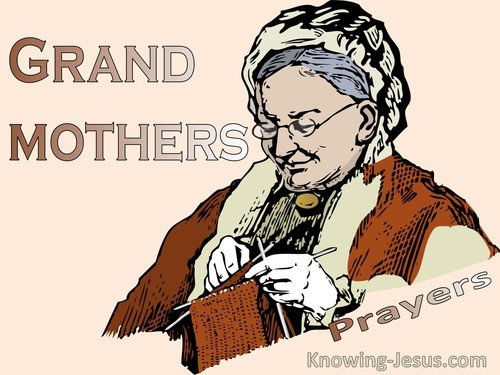 He image of peter s grandmother in the bible in clipart clip art free stock Prayers for Grandmothers clip art free stock