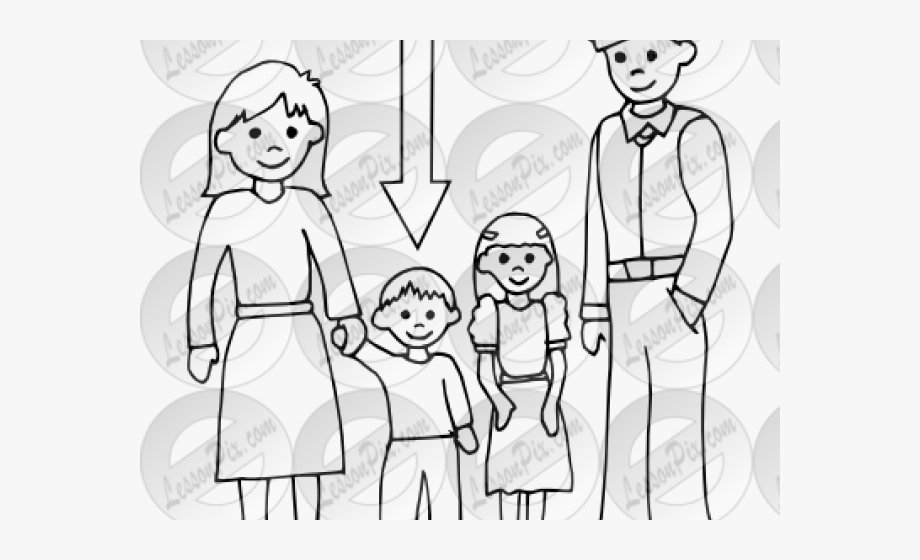 He is younger clipart black and white jpg download Word Clipart Brother - Brother Clipartblack And White #97295 - Free ... jpg download