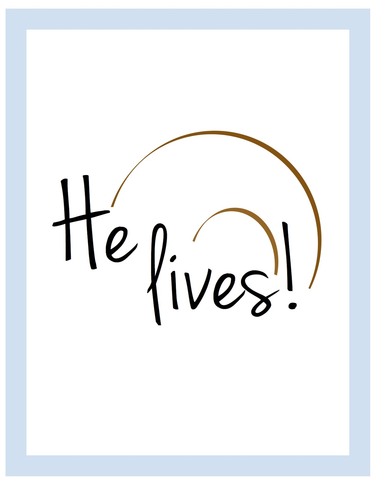 He lives clipart jpg royalty free download Smart Cookie Printable | Clipart Panda - Free Clipart Images jpg royalty free download