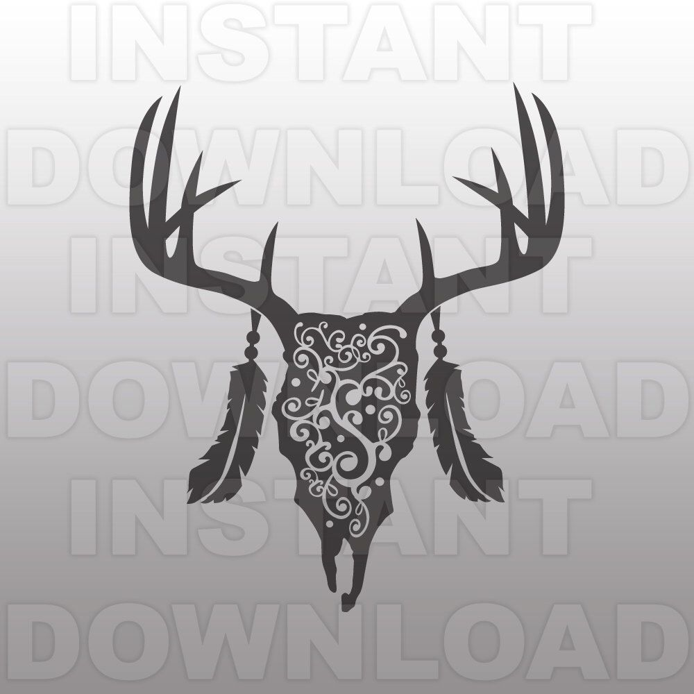 Head and brain and deer hunting clipart clip royalty free stock Pin by Country cuties arts on Must make one day   Skull silhouette ... clip royalty free stock
