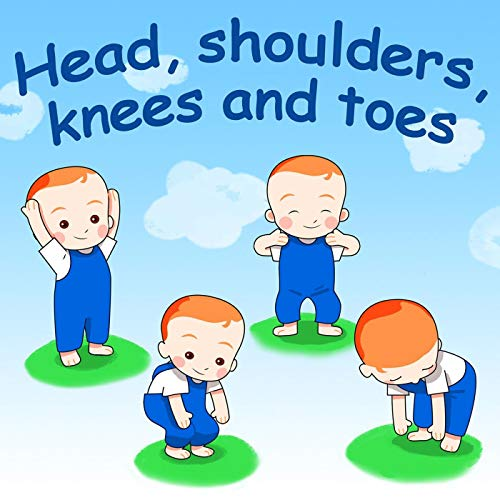 Head and shoulders knees and toes clipart clipart royalty free stock Head, Shoulders, Knees and Toes by Belle and the Nursery Rhymes Band ... clipart royalty free stock