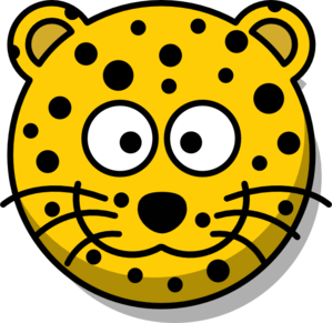 Head and tail clipart picture free library Leopard Head Without Tail Clip Art at Clker.com - vector clip art ... picture free library