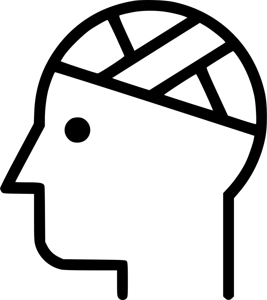 Head bandage clipart clipart freeuse Injury Clipart Head Bandage - Травма Пнг , Transparent Cartoon - Jing.fm clipart freeuse
