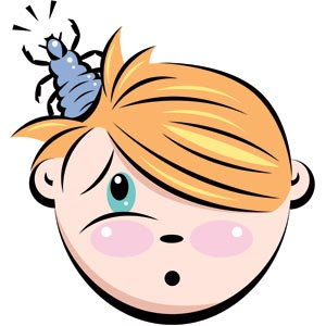 Head louse clipart clipart free Head Lice- | Clipart Panda - Free Clipart Images clipart free