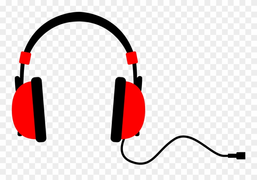 Head phones clipart svg freeuse library Headphones Png Images Transparent - Headphone Clipart (#188577 ... svg freeuse library