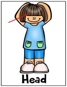 Head shoulders knees and toes clipart clip art royalty free 75 Best head shoulders knees and toes images in 2018 | Head ... clip art royalty free