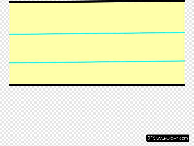 Header icon clipart jpg free stock Notepad-header Clip art, Icon and SVG - SVG Clipart jpg free stock